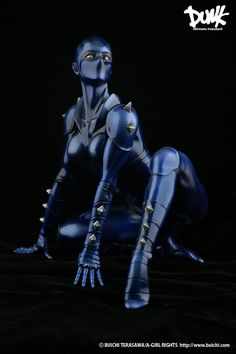 Space Adventure Cobra : Armaroid Lady by Dunk #actionfigure