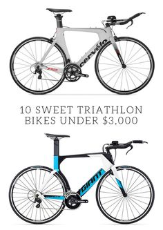 While a standard road bike with clip-on aerobars is all a beginner really needs to get into the sport, a dedicated triathlon bike can help take your race-day performance to the next level. Luckily, there are plenty of excellent options on the market that don't cost a fortune. Check out these 10 triathlon bikes all priced under $3,000 that offer excellent value for any triathlete looking to step up their cycling game…