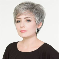 Paris -   Don't be shy! Showcase your sophisticated side with our ultra short, confident pixie crop. The vivid, multi-dimensional hues of Perfect Colours is where hair is at the moment. Wear this precision cut today.
