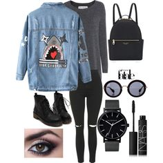 Untitled #28 by wcyera on Polyvore featuring polyvore, fashion, style, Fine Collection, Chicnova Fashion, Topshop, Henri Bendel, The Horse, Miu Miu and NARS Cosmetics
