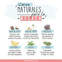CURAS RESACA-01 Diabetes, Health Care, Medicine, Remedies, Health Fitness, Alcohol, Healthy Recipes, Personal Care, Gym