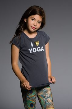 857ad332696 Youth Cap Sleeve Top Charcoal Love. Our Cap Sleeve Top features a high  scoop neckline