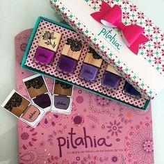 Lleva tus 5 tonos favoritos, armando tu kit en www.pitahia.com ✉️ #pitahia #pitahianails #friday