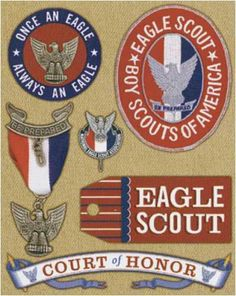 Boy Scouts Of America Grand Adhesions Embellishments