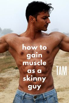 Healthy Men How to Build Muscle as a Hardgainer: 15 Powerful Tips GUIDE). Check out these 15 Powerful Muscle Building Tips for Hardgainers which you can apply TODAY. Begin your hardgainer transformation the right way and SPEED UP your results. READ MORE. Fitness Workouts, Fitness Motivation, Guy Workouts, Workout Routines, Sport Motivation, Workout Regimen, Motivation Quotes, Ectomorph Workout, Skinny To Muscle