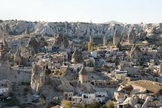 Göreme #cappadocia #turkey #turkey