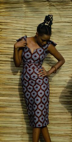 BaZara'Pagne EDZIME collection #africa #fashion