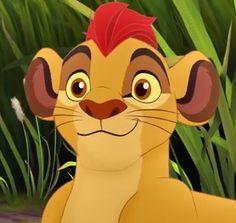 The Lion Guard: Kion