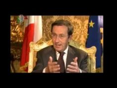 150 anni Unità d'Italia, Gianfranco Fini intervistato da Giovanni Minoli