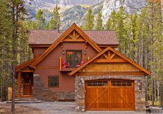 Fairmont 2 cedar home post and beam kits