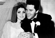 Elvis and Priscilla 1967