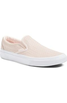 827a848c6a Vans Classic Slip-On Sneaker (Women) available at #Nordstrom