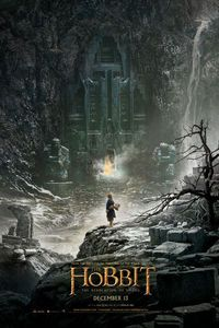 A  because it is The Hobbit.  But the snake/fight scene was about half an hour tooooo loooooooong.