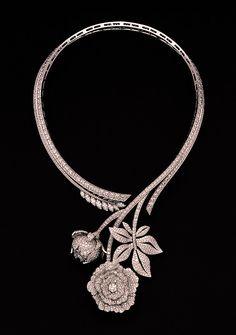 Paeonia necklace by Van Cleef & Arpels.