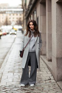 Flared Pants Are Spring 2015's Biggest Trend | StyleCaster