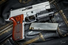Sig P226 Stainless Elite