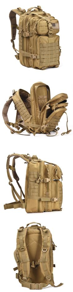 Day Packs 87122: Military Tactical Assault Pack Backpack Army Molle Bug Out Bag Backpacks Small -> BUY IT NOW ONLY: $42.53 on eBay!