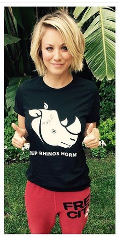 Keep rhinos horny shirt
