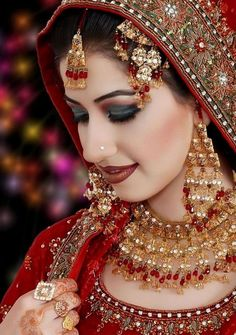 Beautiful Indian Bridal Looks
