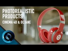 Creating Photorealistic Products in Cinema 4D and Octane - YouTube