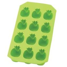 Shop for Silicone Pineapple Ice Cube Tray. Get free delivery On EVERYTHING* Overstock - Your Online Kitchen & Dining Outlet Store! Ice Cube Trays, Ice Tray, Ice Cubes, Fondant Molds, Cake Mold, Chocolate Molds, How To Make Chocolate, Pan N Ice, Ice Molds