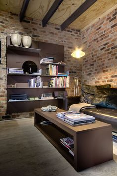 Home Design With Rustic Style