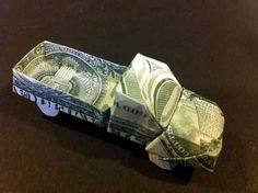 super ideas for origami money star tooth fairy Origami Car, Money Origami, Origami Love, Origami Folding, Useful Origami, Origami Design, Paper Folding, Origami Ideas, Origami Flowers