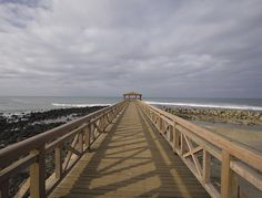 The Pier Wall Mural