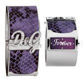 Dolce & Gabbana Ladies Watch JAWS DW0136 DW0137, Color: Silver-Coloured, Size: M D Dolce & Gabbana. $192.99