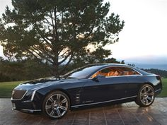 Cadillac Elmiraj - find out why our blogger doesn't like it