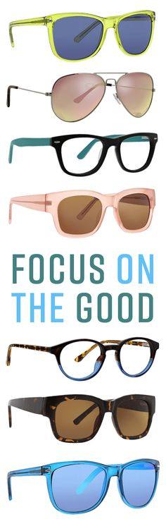 7130a026136 Introducing Life is Good Eyewear– a new collection specially designed to  help you focus on the good. Polarized sunglasses   readers available.