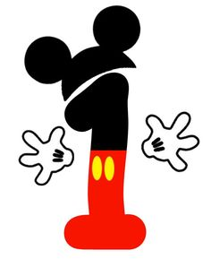 Mickey mouse number 1 clipart Mickey mouse number 1 clipart The post Mickey mouse number 1 clipart appeared first on Paris Disneyland Pictures. Baby Mickey, Mickey E Minnie Mouse, Circo Do Mickey, Theme Mickey, Fiesta Mickey Mouse, Mickey Mouse Parties, Mickey Party, Mickey Birthday Cakes, Mickey 1st Birthdays