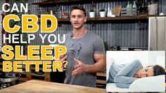 DOES CBD HELP YOU SLEEP? 70 million people In the United States suffer from insomnia, insufficient sleep or another sleep disorder. This video explains how C. Thomas Delauer, Anxiety Help, Neurotransmitters, Soul Sisters, Pharmacology, Insomnia, Good Night Sleep, Human Body, How To Fall Asleep