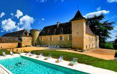 4 castelos para alugar no mundo