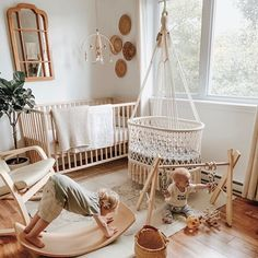Baby Boy Nursery Room İdeas 288300813647849583 - the beginnings of a day well spent ✨ Kathy Davis-Reid.family Source by Baby Bedroom, Baby Room Decor, Nursery Room, Girl Nursery, Girl Room, Kids Bedroom, Nursery Decor, Boho Nursery, Baby Room Design