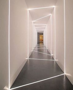 Great idea for a corridor! By Inscape Architects.