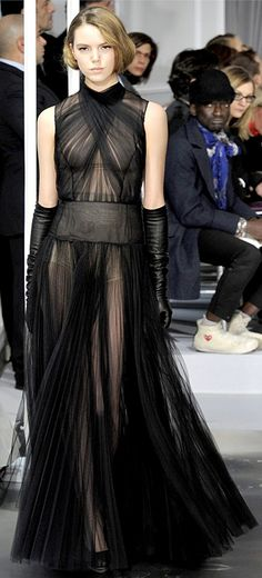 CHRISTIAN DIOR HAUTE COUTURE PARIS S/S 2012
