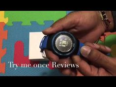 OITTM EZON Sports Watch  Review | Try me Once Reviews