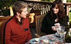 8 Times Logan Huntzberger Was Rory's OTP On 'Gilmore Girls' — Sorry, Jess & Dean 'Shippers