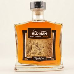 """Rum Project Four"" by Spirits of Old Man 40% 0,7l, 44,90 €"