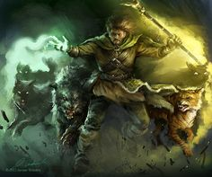 Call of the Wild by ~daRoz on deviantART