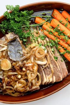 Classic Beef Brisket With Caramelized Onions Recipe - NYT Cooking