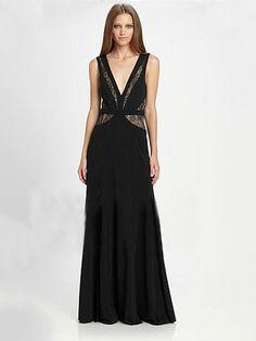 Bcbg Max Azria Sophee Lace Trimmed Dress Long Cheap [Sophee Lace Trimmed Dress] - $210.00 : Herve Leger Outlet, 70 % off Cheap Bandage Dress