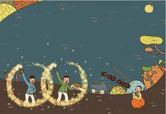No dia 22 de fevereiro, os coreanos comemorarão o Daeboreum. Conheça algumas tradições e comemorações desse feriado coreano.