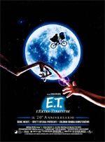 Locandina E.T. - L'extra-terrestre