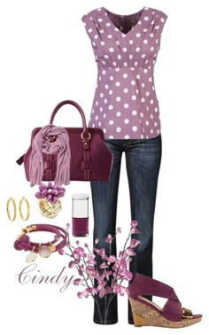 """Spring"" by cindy32tn ❤️ liked on Polyvore featuring CROSS Jeanswear, Joules, Cole Haan, Dooney & Bourke, Monki, Witchery, Danielle Stevens and Kate Spade"
