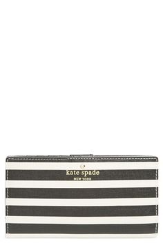 kate spade new york 'fairmount square - stacy' wallet available at #Nordstrom