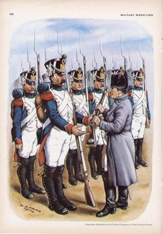 First French Empire, Etat Major, French Army, Napoleonic Wars, Warfare, 18th Century, Battle, France, Fantasy