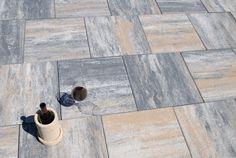 Häusler Trend Hier Mit Der Erdverbundenen Farbstellung Terrabeige - Splittbett für terrasse