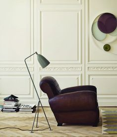 Grasshopper Floorlamp by Gubi